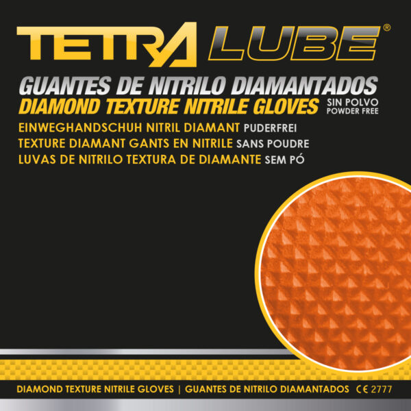 06030300 GUANTES DIAM 2A - Tetralube Corporation