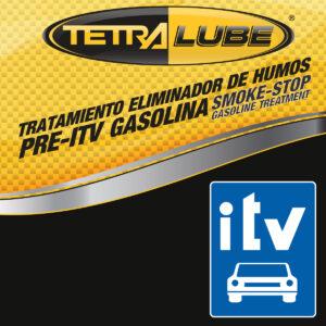 Foto Etiqueta Tratamiento Pre ITV Gasolina