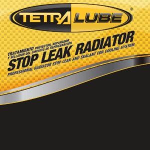 65000400 STOP LEAK RADIATOR 2A - Tetralube Corporation
