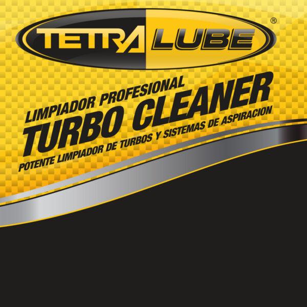 66000500 AEROSOL TURBO LIMPIADOR 2A - Tetralube Corporation
