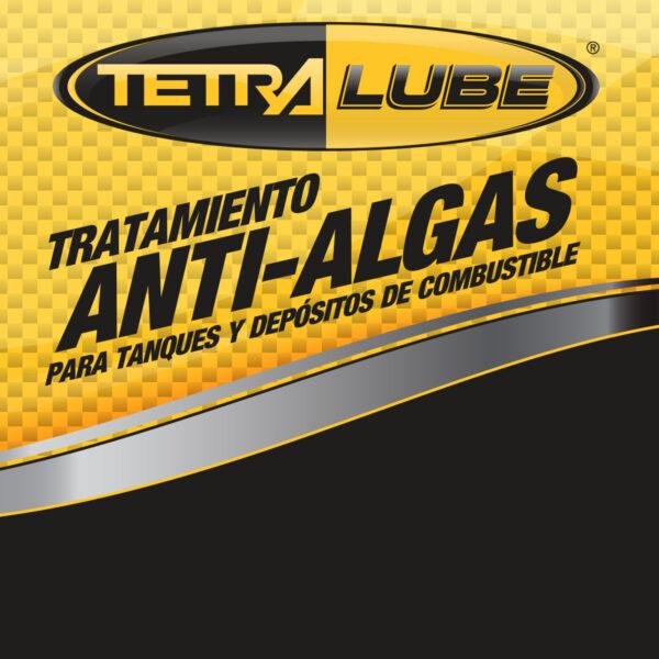 Foto Etiqueta Tratamiento Antialgas para diesel