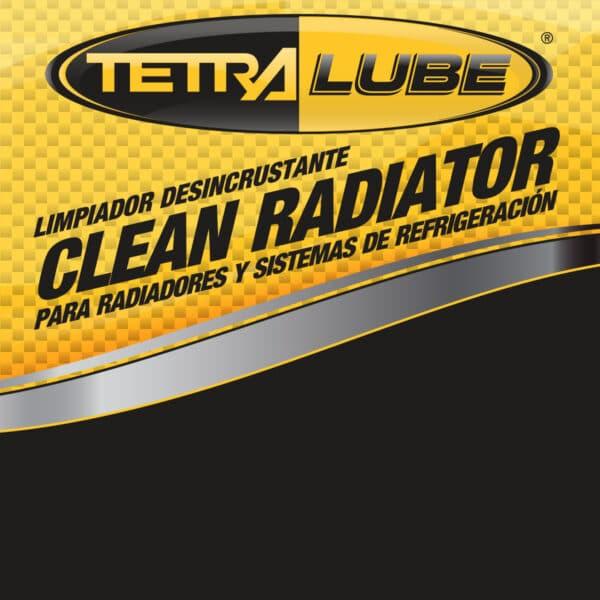 95001000 CLEAN RADIATOR 2A - Tetralube Corporation