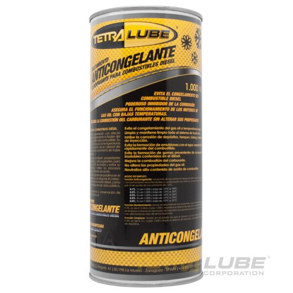 Anticongelante-Diesel