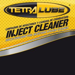 Foto Etiqueta Limpiador de Inyectores Inject Cleaner