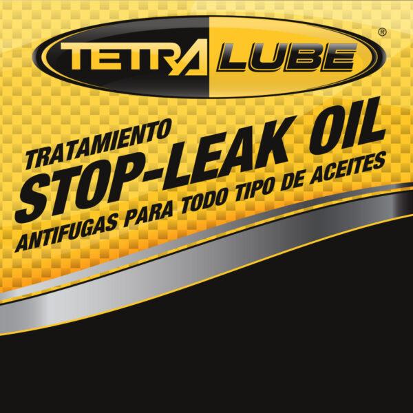 Foto Etiqueta Stop Leak Oil