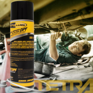 Spray-DPF